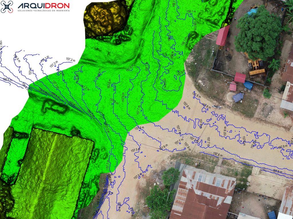 Fotogrametria con drones